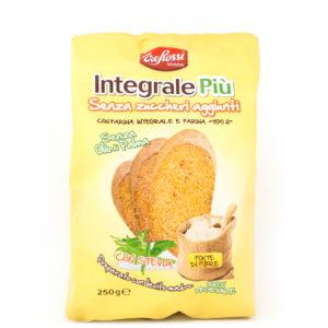 Biscotto salute integrale senza zuccheri aggiunti